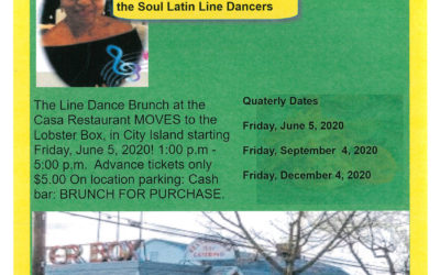 2020 The Line Dance Brunch Social