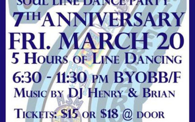 HSM 7th Anniversary Soul Line Dance Party